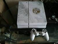 Limited edition destiny kings ps4