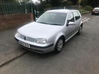 2002 Vw Golf 1.4 Petrol (full service history)
