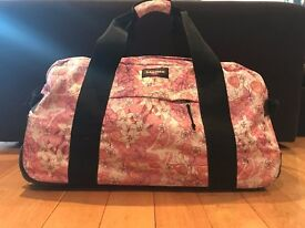 Eastpak container 65, 2 wheel, pink / floral