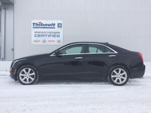 2015 CADILLAC ATS SEDAN AWD 2.0 TURBO