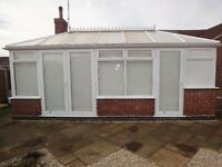 Complete conservatory