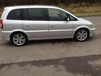 VAUXHALL 2L GSI ZAFIRA MOT MARCH 19 LOTS OF MDSH DRIVES FAULTLESS