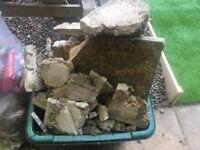 Cement stones (free)