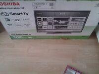 Toshiba 40 inch Led smart Tv