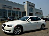 2010 BMW 328I xDrive COUPE Sunroof Bluetooth Xenons Manual Trans