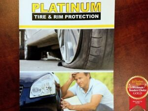 2017 Marshall Motors Platinum Tire  Rim Protection. Road Hazard