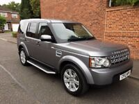 LAND ROVER DISCOVERY 4, FULL SERVICE HISTORY, 01 FORMER KEEPER ,47K LOW MILEAGE