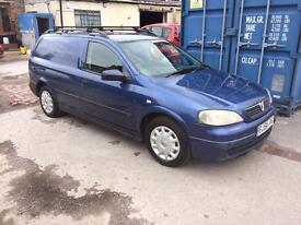 2005 Vauxhall Astra van 1.7CDTI Manual blue 230k MOT £595