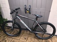 Carrera Vengeance Mountain bike with hydro brakes + new tyres