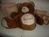Teddy Bear from Harrods (Large)