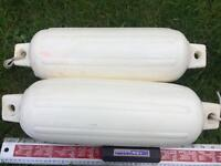 """Ribbed Boat Fenders 20"""" Size G3"""