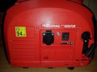 KT2000w Petrol Inverter Generator