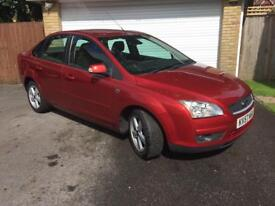 Ford Focus Saloon 2007
