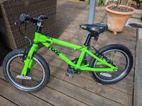Kids Frog bike 48