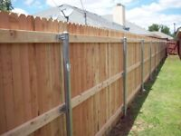 FALL SPECIAL FENCE INSTALLATIONS – UNBEATABLE PRICING!