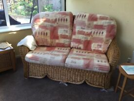 Parker Knoll chair - 3 Piece conservatory suite
