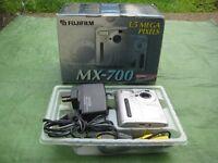 Fujifilm Silver MX-700 1.5 Mega Pixels Digital Camera