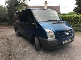 Ford transit T280 110bhp GLX very nice condition