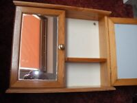 Bathroom cabinet for upcycling