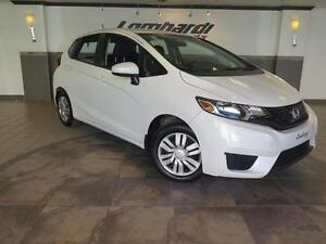 2015 Honda Fit LX MANUELLE/AIR