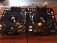 Denon DNS3700 CDJ X2 Good Condition, Perfect Working Order