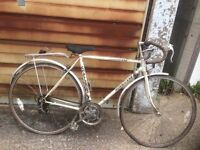 Vintage Hurricane Road /Racing bike (spares or repair