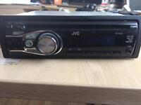 JVC CAR STEREO RADIO CD MP3 - KD-R321