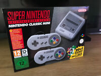 Brand-Nintendo Classic Mini: Super Nintendo Entertainment System