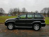 54 plate. Toyota Landcruiser LC4. Diesel. Automatic. 8 Seater. Excellent condition.