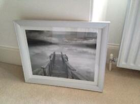 Silver frames picture