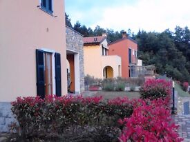 Holiday house in Italy, Liguria, 2 bedroom, , 1 bathroom, 15 minutes from the beach in Finale Ligure