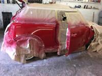 Car Bodyshop repairs and resprays