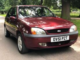 Ford Fiesta Freestyle 1.25l