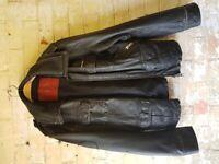 Superdry Leather Jacket