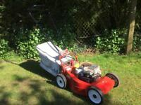 "Mountfield Petrol Lawnmower Large 18"" Cut"
