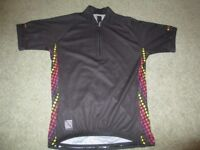 Ladies Short Sleeved Cycling Top