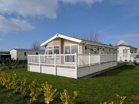 ** Willerby Key West Lodge ** Beautiful Lodge on Brooklyn Holiday Park - Static Caravan - Southport