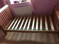 Single bed need gone asap
