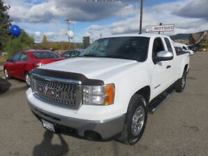 2010 GMC Sierra 1500 SLE - new tires