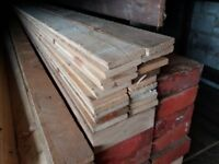 3 x half inch timber 12 ft lengths just £1.50 per length