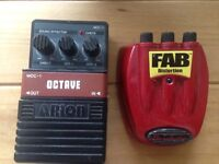 Pedals for sale ideal for beginner
