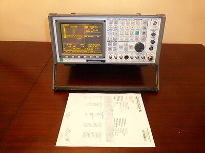 Ifr Aeroflex Com-120b Amfm Communications Service Monitor - Loaded Calibrated