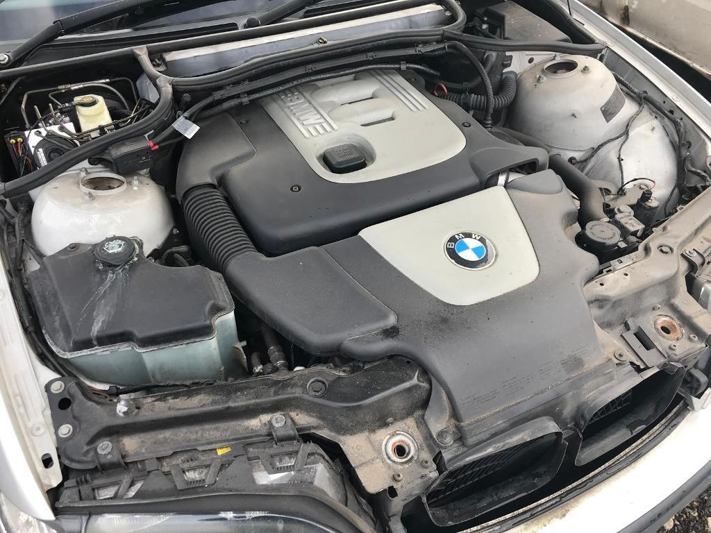 2003 Bmw E46 320d Engine Complete With All Ancillaries In Mildenhall Suffolk Gumtree