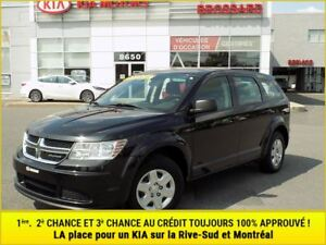 2011 Dodge Journey SE Push Start A/C Bi-zone