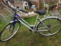 """Giant""Ladies City Bike With Basket(price includes delivery & test ride)"