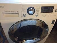 LG 9kg washer dryer