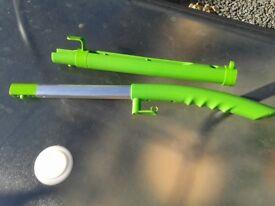 h20 x5 handle