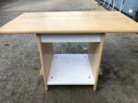 Modern 2 tier table FREE DELIVERY PLYMOUTH AREA