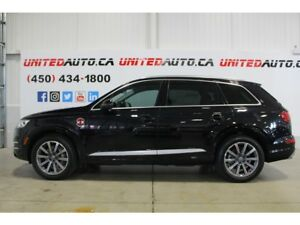 2017 Audi Q7 PANO ROOF NAVI BACK UP CAMERA 420 INCH WHEELS
