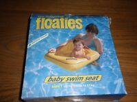 Floaties - baby swim seat - size 1